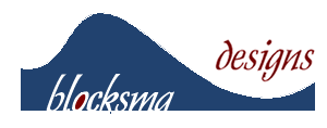 Blocksma Designs Logo